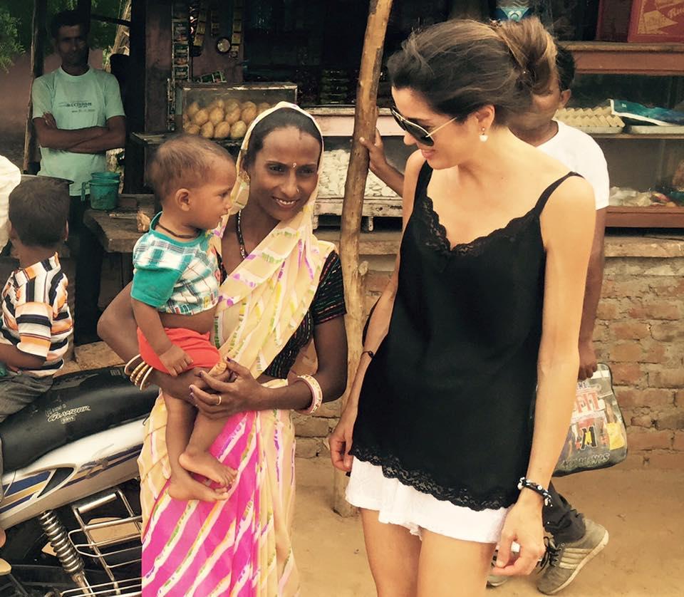 Aldeas y pueblos que siempre soñé visitar...India