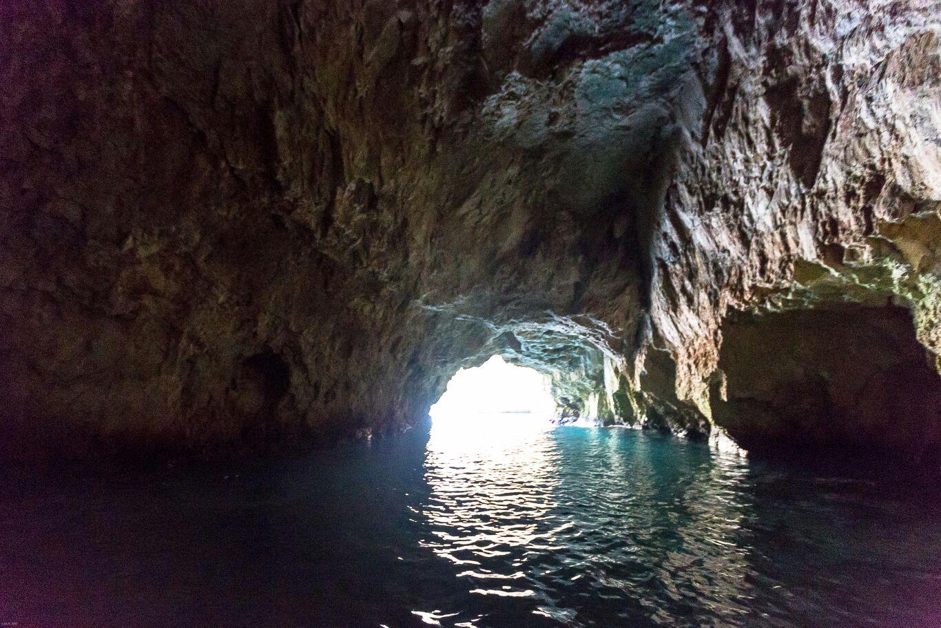 Blue Grotto. Malta