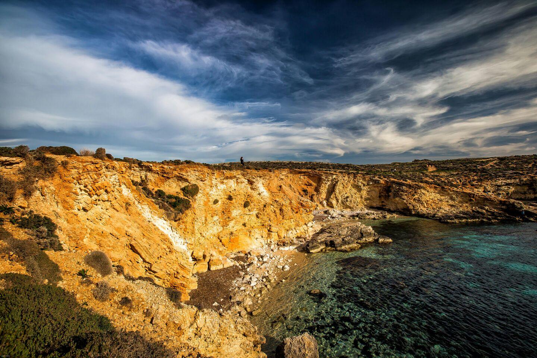 Blue Lagoon. Malta