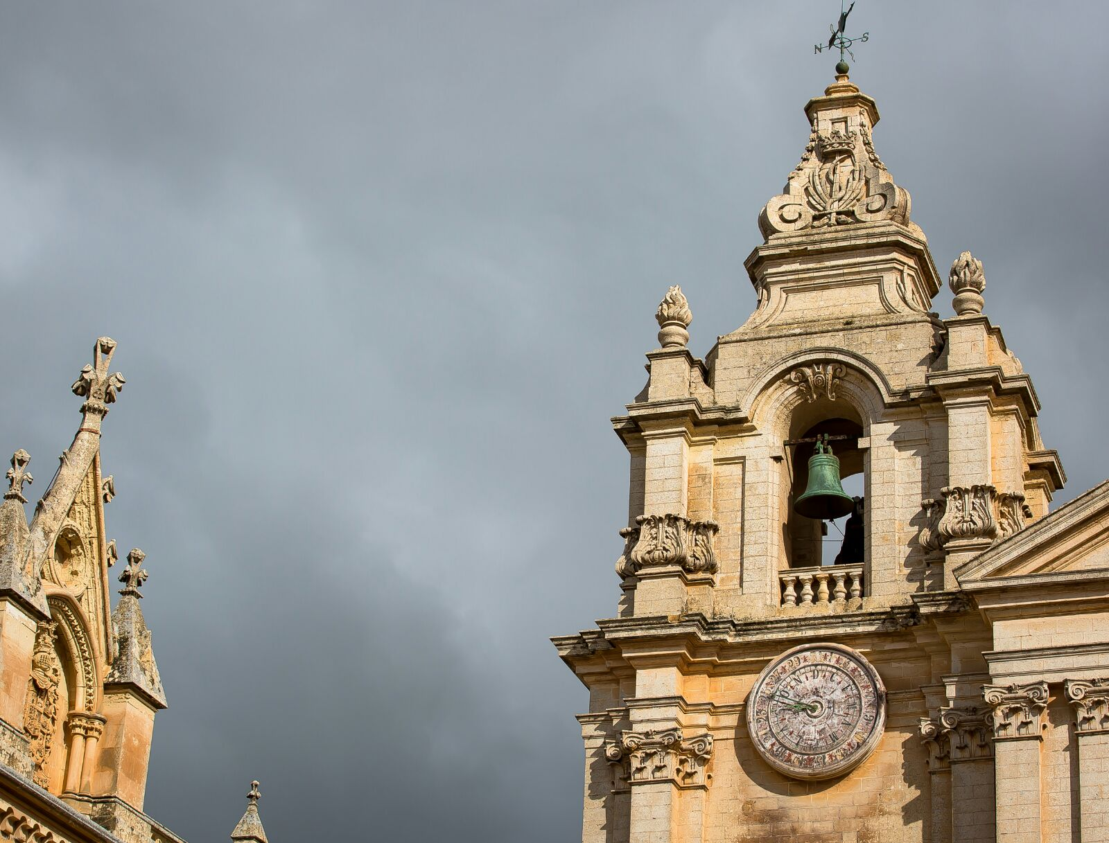 Mdina. Catedral de San Pablo.