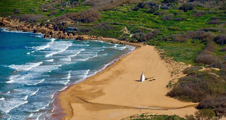 Bahía Calypso. Gozo.