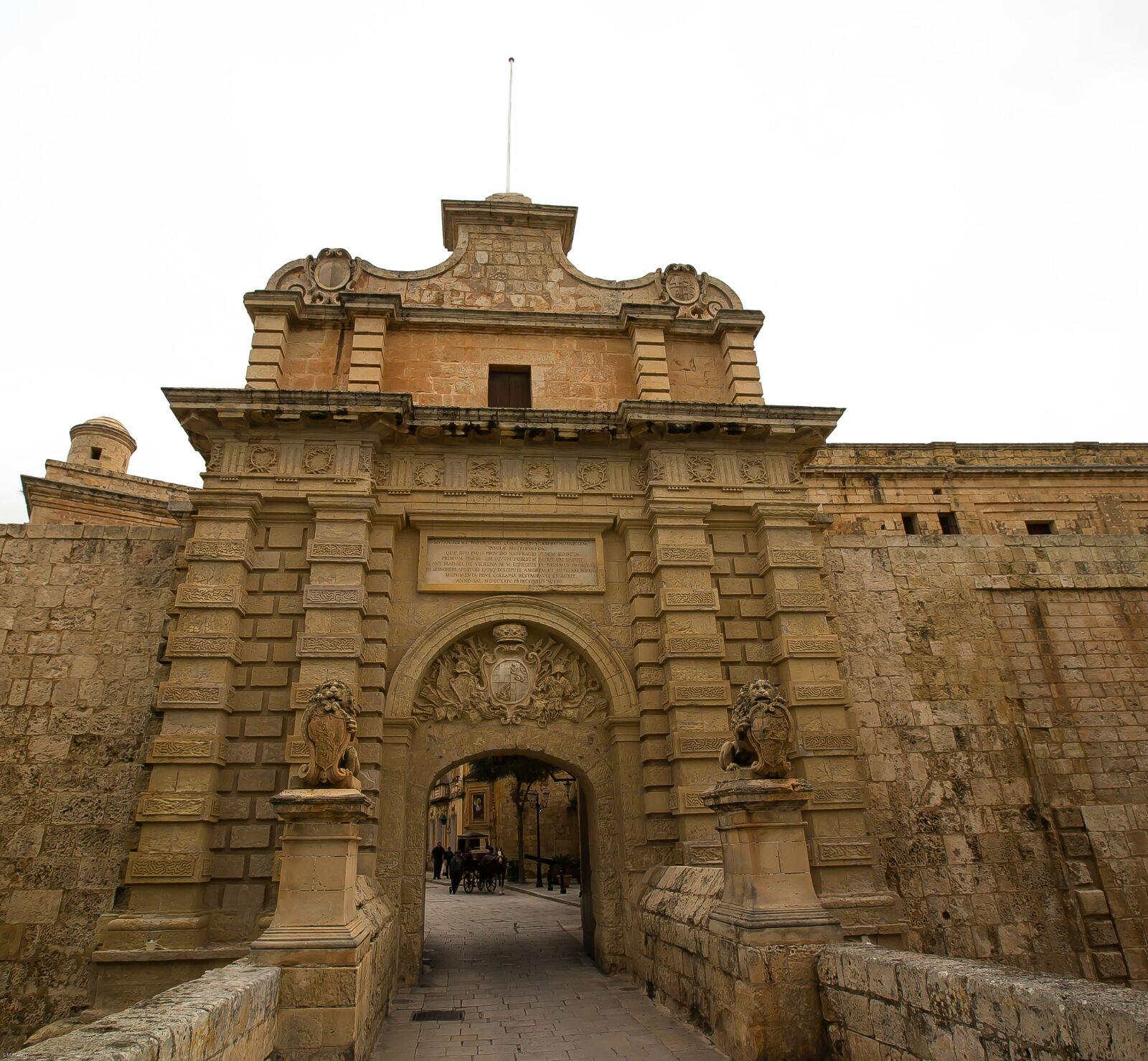 Ciudad de Mdina. Malta