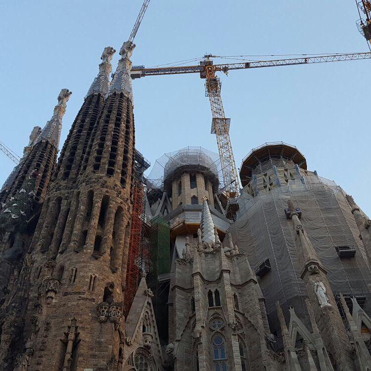 Reto arquitectónico...