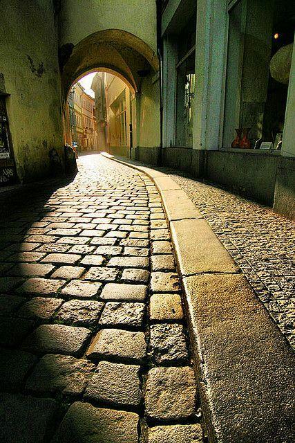 Praga, corazón de continente en el que habita una diosa
