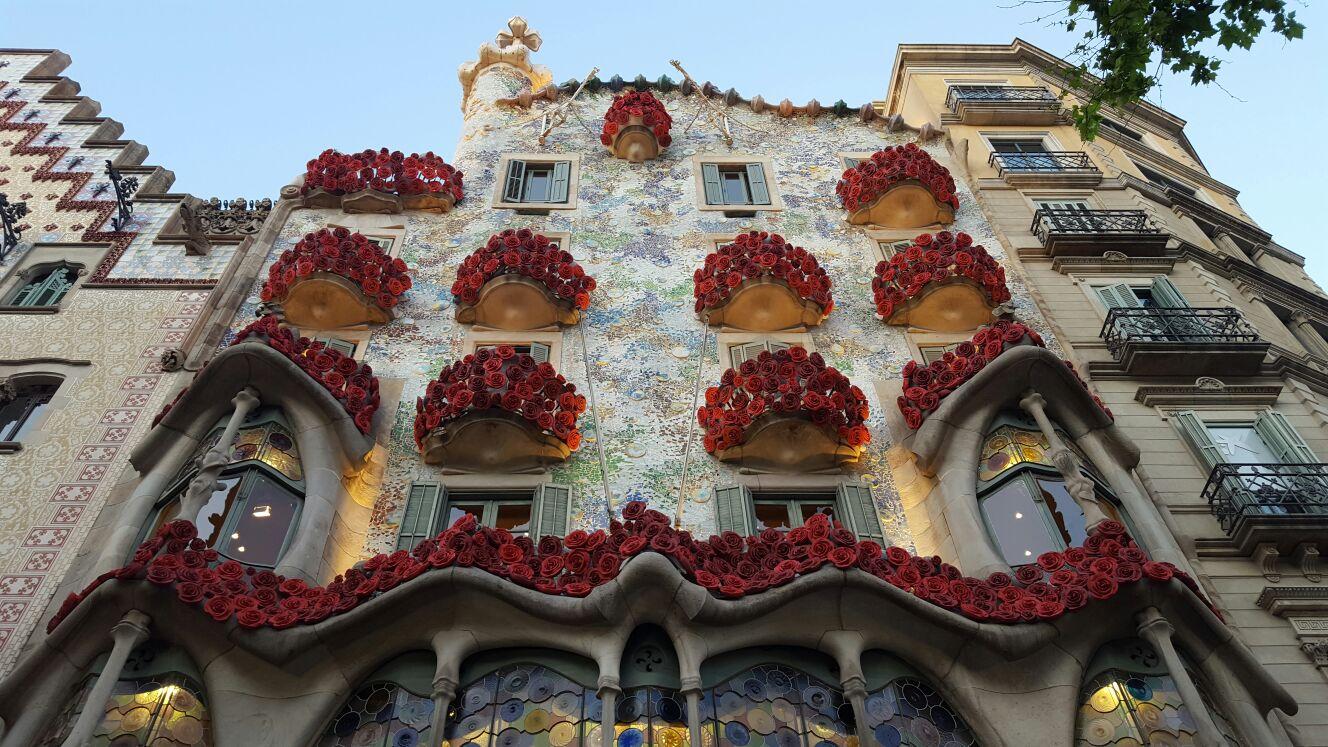 Casa Batlló. Días dedicados a una leyenda...