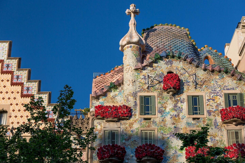 Barcelona, Casa Batlló...la Historia teme ser olvidada. Sant Jordi - Maica Rivera