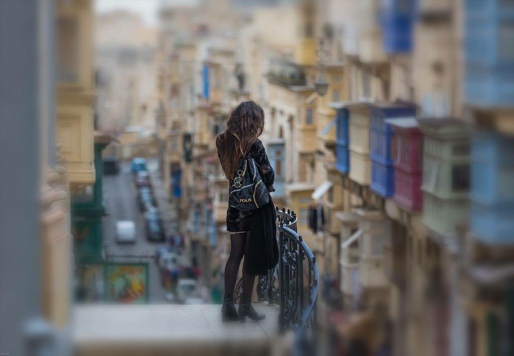 Todo se percibe de tal manera que ya no puedes olvidar. Malta