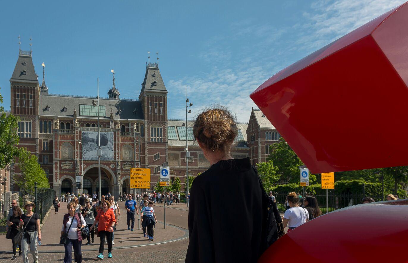 Amsterdam una ciudad diferente...