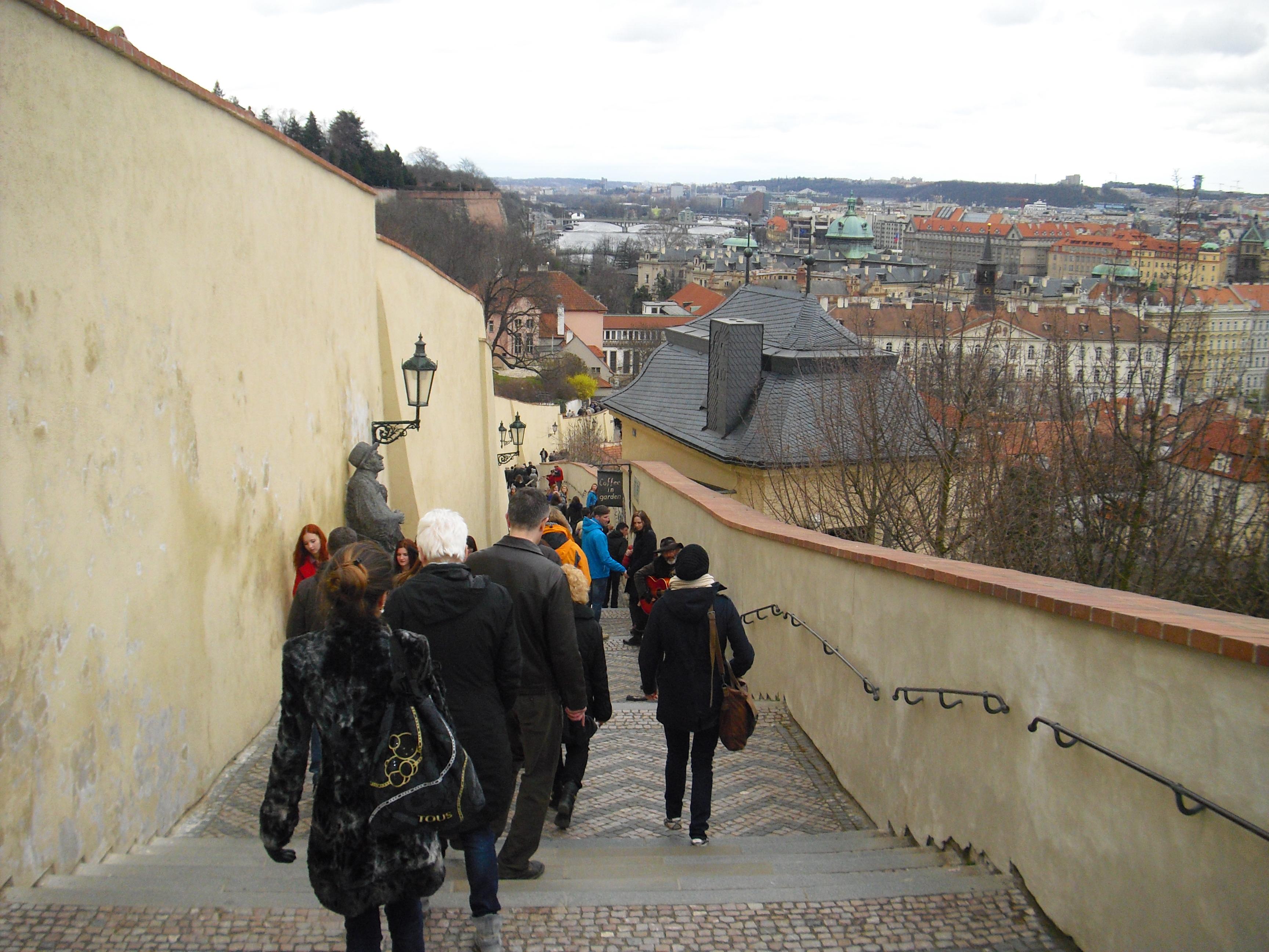 Las calles de Praga narran leyendas olvidadas...