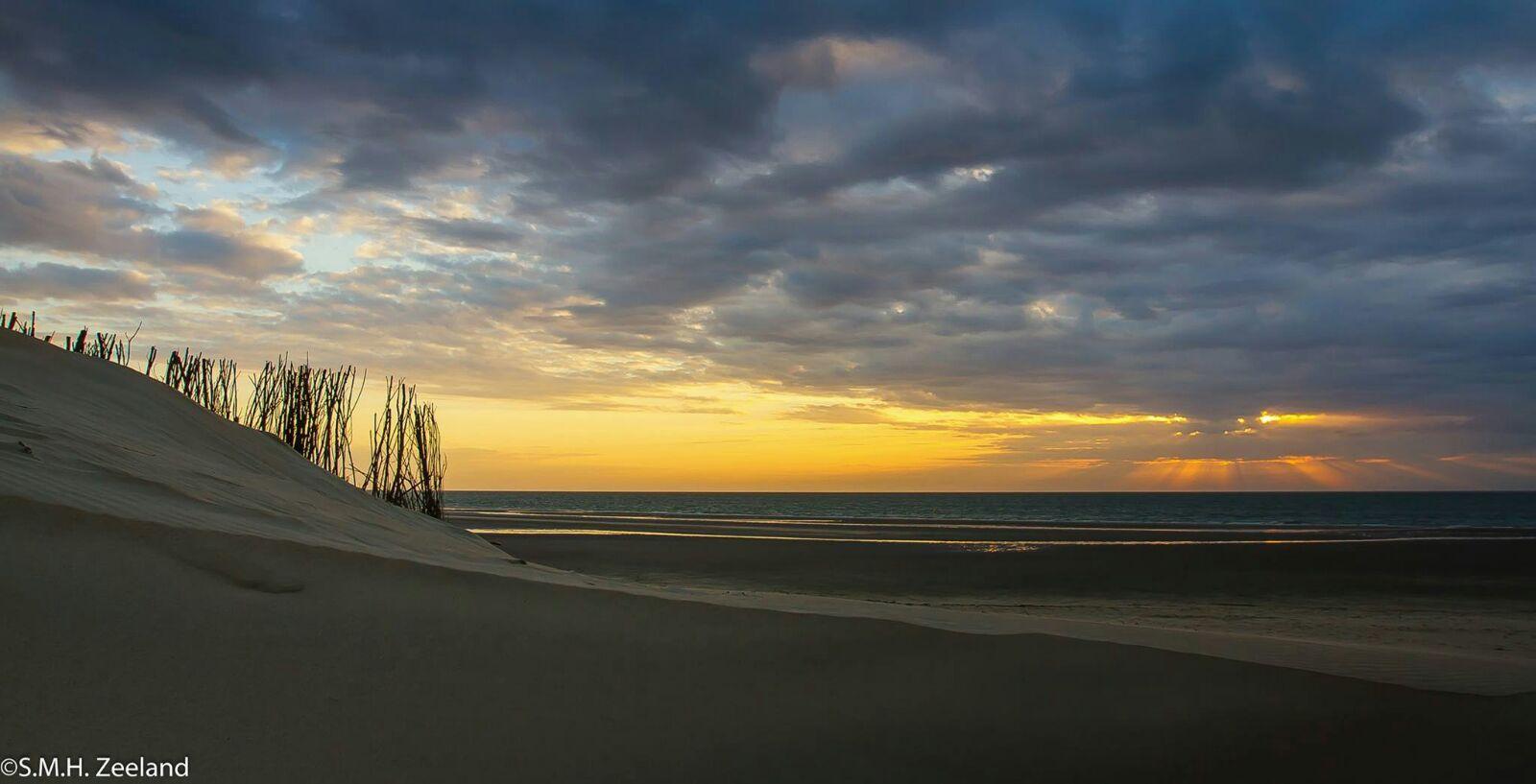 Holanda. Brouwersdam