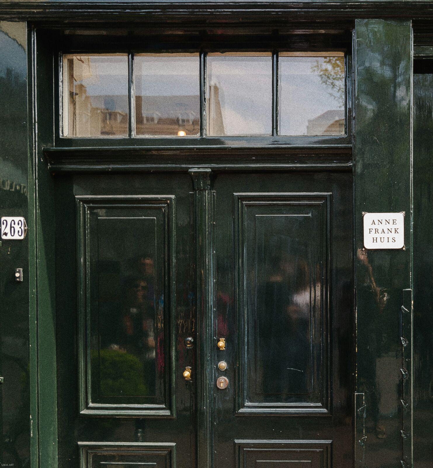 La casa de Ana Frank