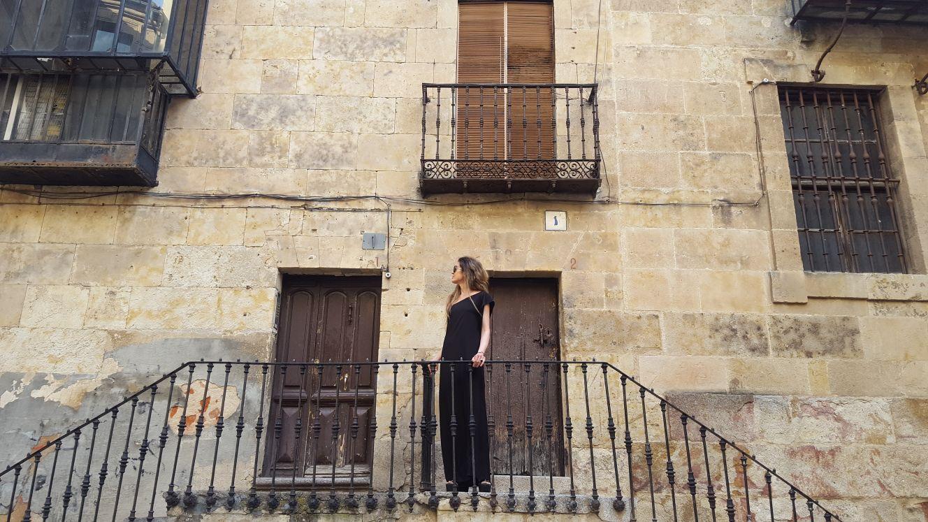 Salamanca...los muros parecen murmurar...
