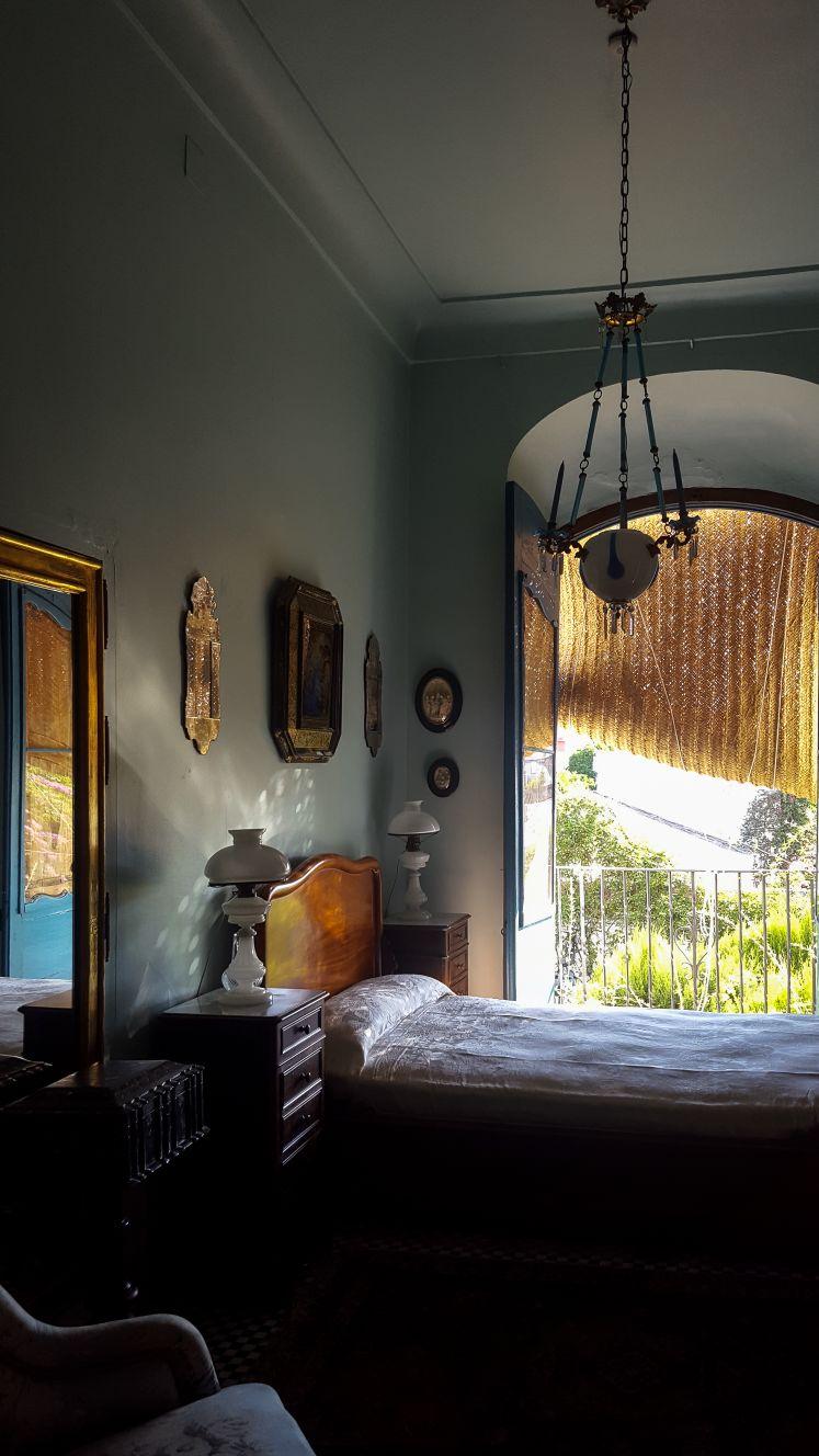 Dormitorio de la marquesa...