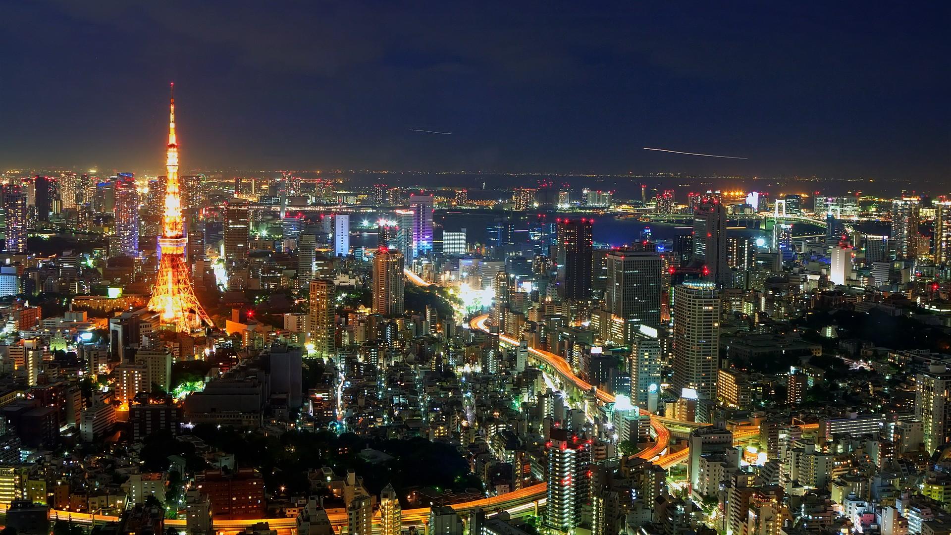 La torre de Tokio tiene 8,6 metros más de altura que la torre Eiffel