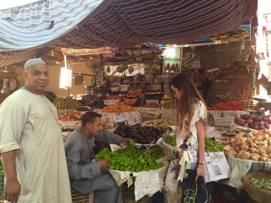Los mercados de Egipto donde el «regateo» es un oficio