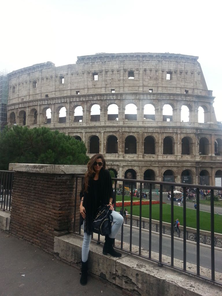 El Coliseo es imagen imposible de olvidar