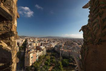 Barcelona desde las alturas es distinta...