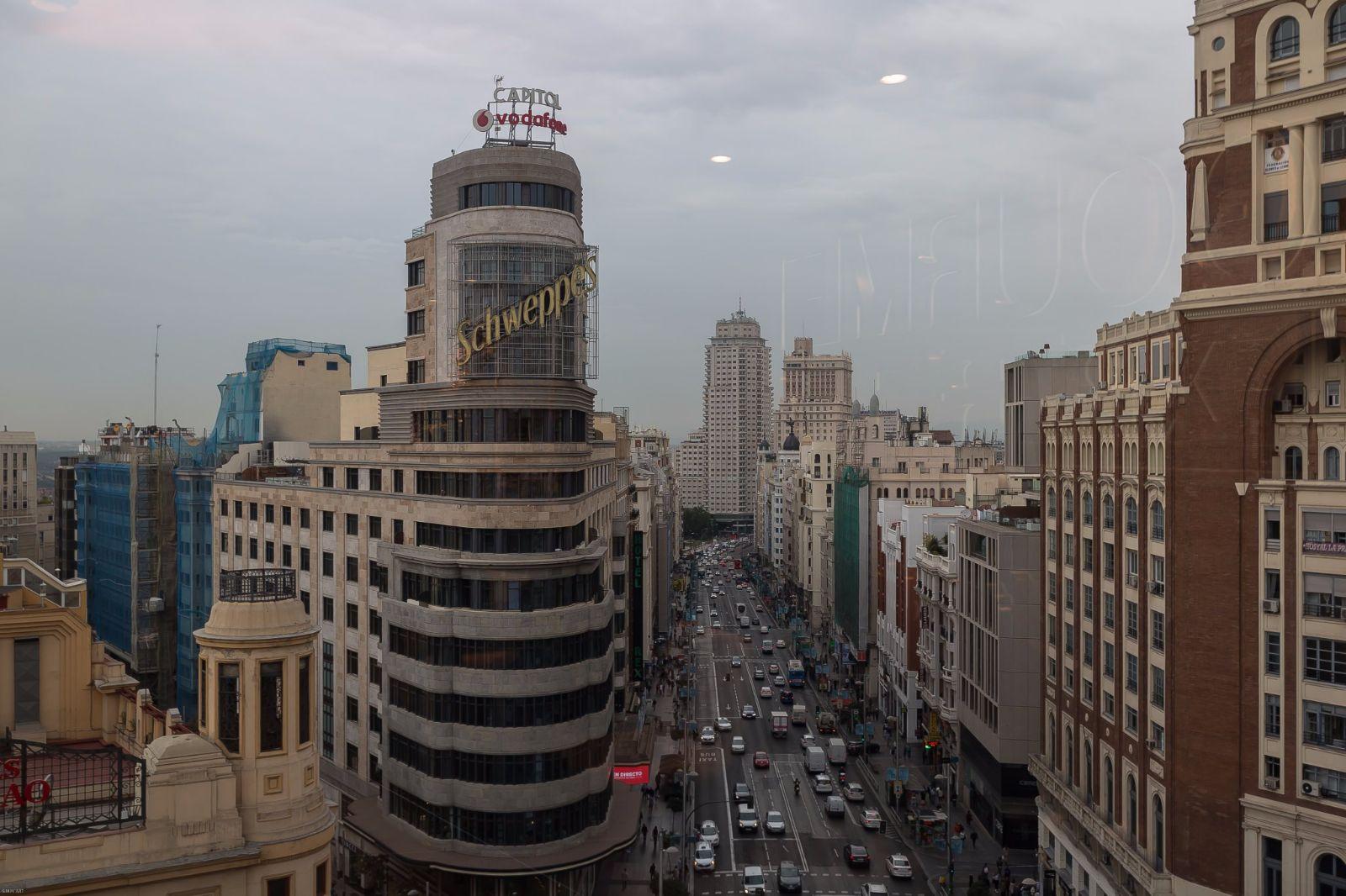 He escuchado lamentarse al Tiempo...En Madrid siente no se le ama...