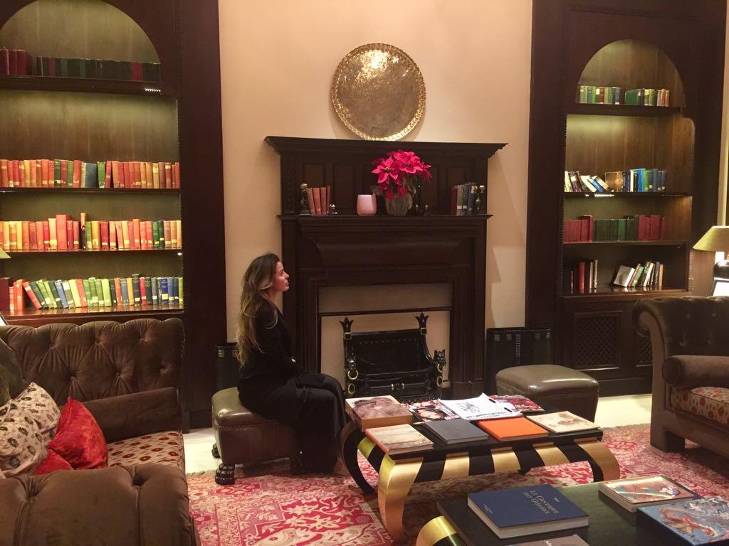 En el Hotel Old Cataract, Agatha Christi escribió frente al Nilo...
