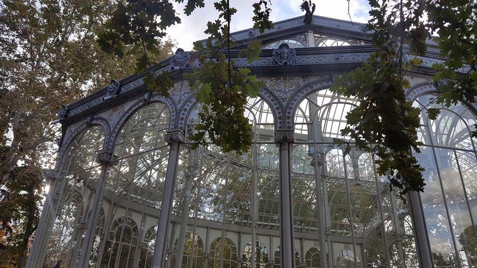 El parque alberga leyendas que de la imaginación son «oxígeno»