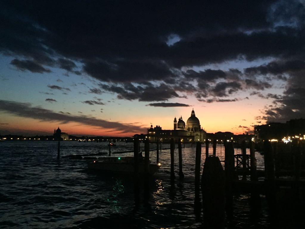 Venecia posee colores propios...