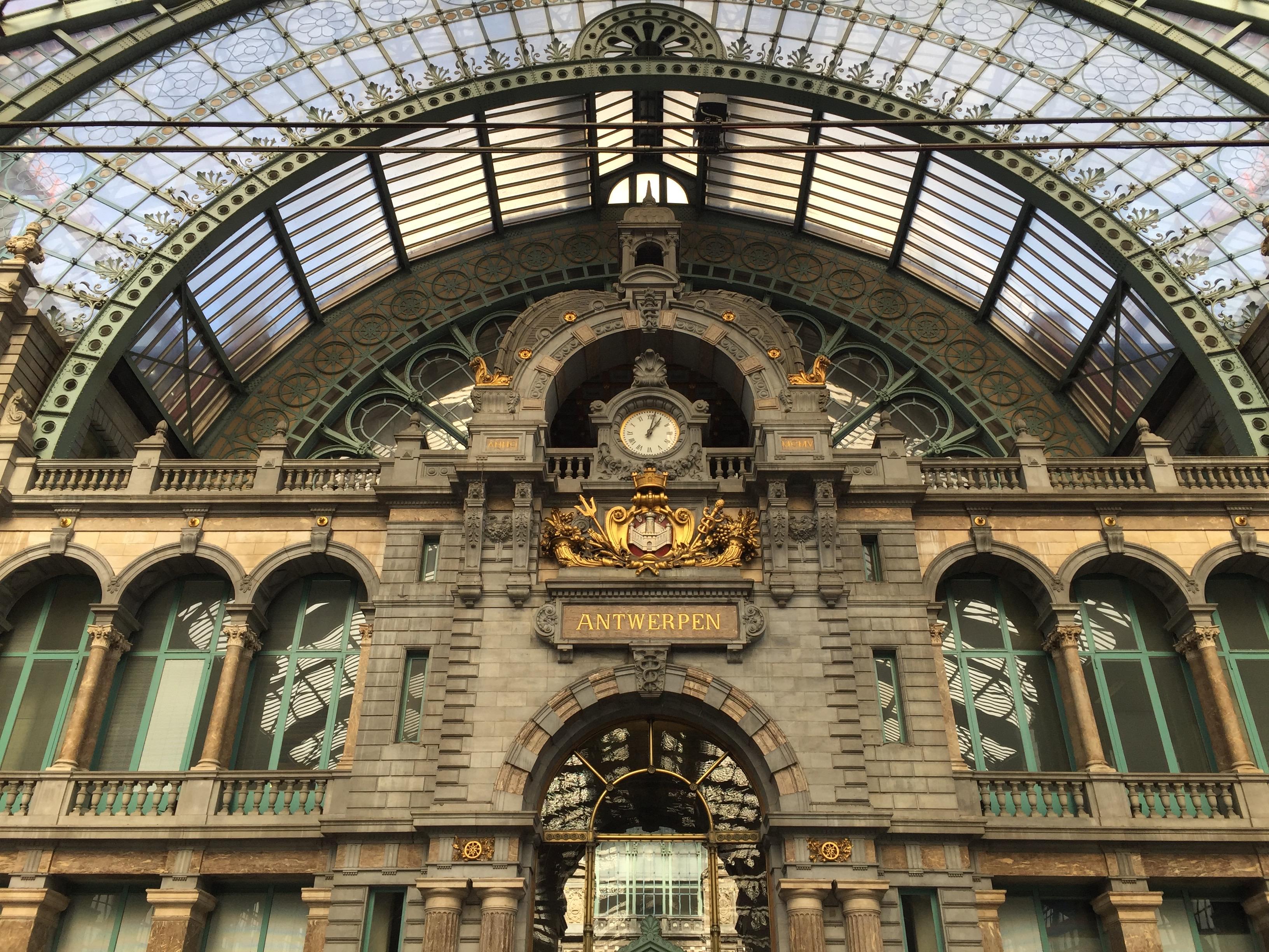 La Estación Central... catedral laica que representa la pasión por la que vivo: viajar.