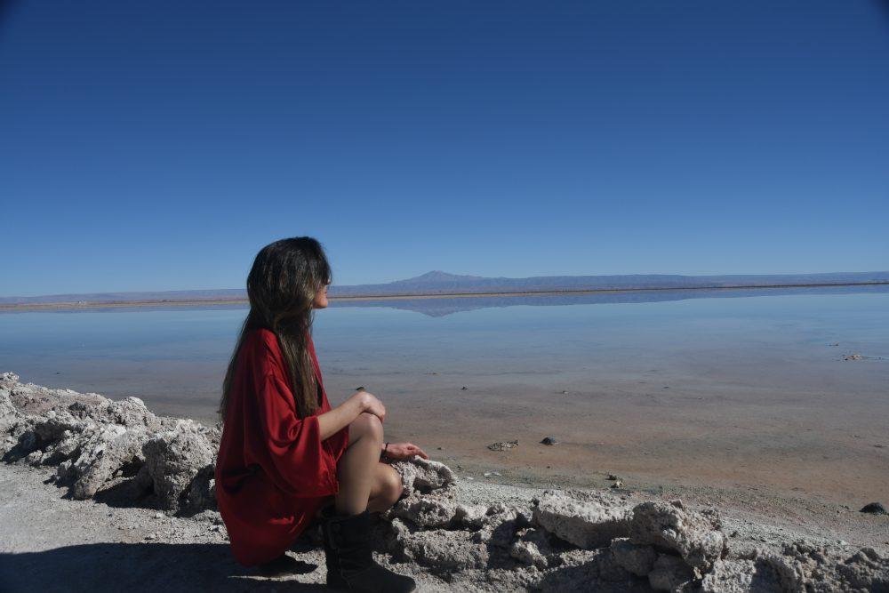La Cordillera de los Andes cautiva al que la contempla