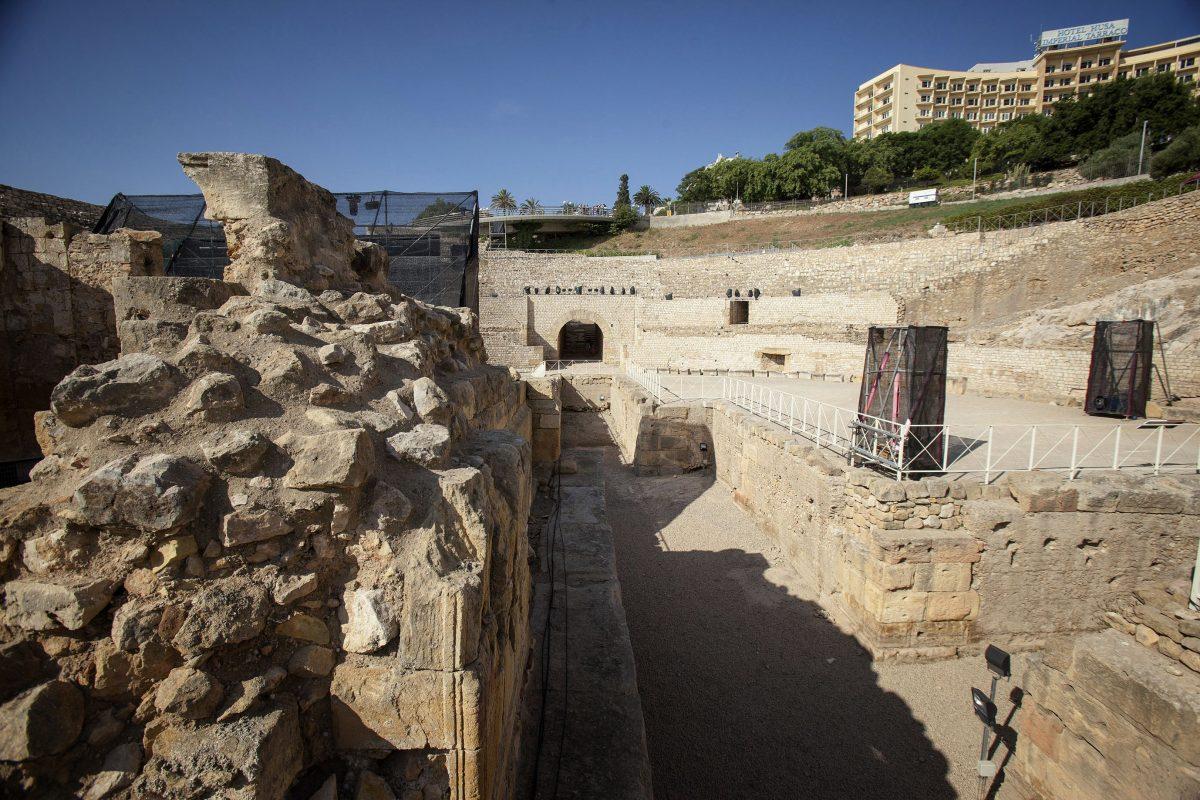 Poco se conoce sobre el funcionamiento concreto del anfiteatro tarraconense