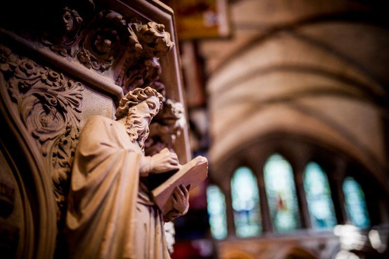 La Catedral de San Patricio es la mayor iglesia de Irlanda