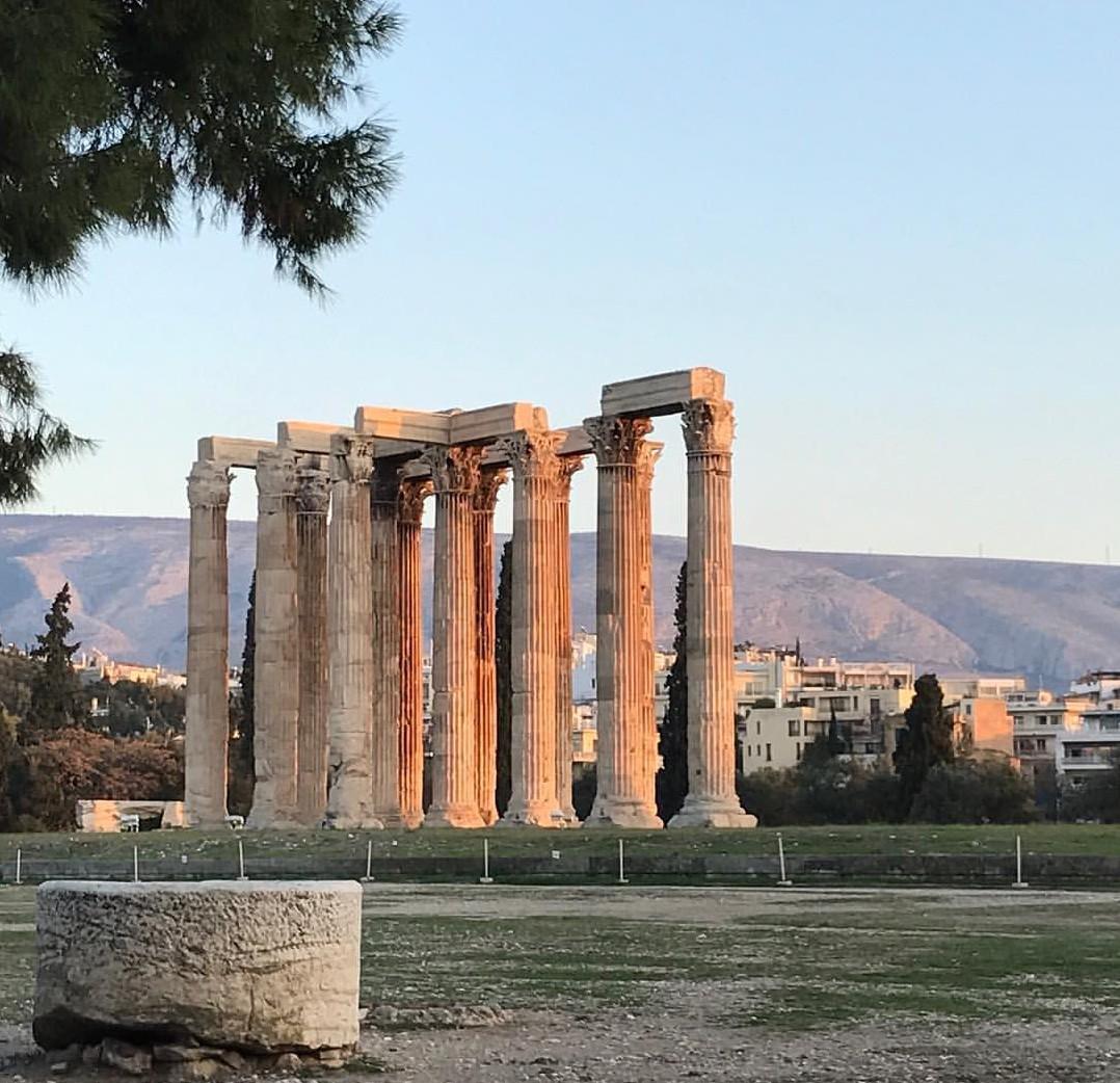 El Templo de Zeus, el templo más grande construido en Grecia