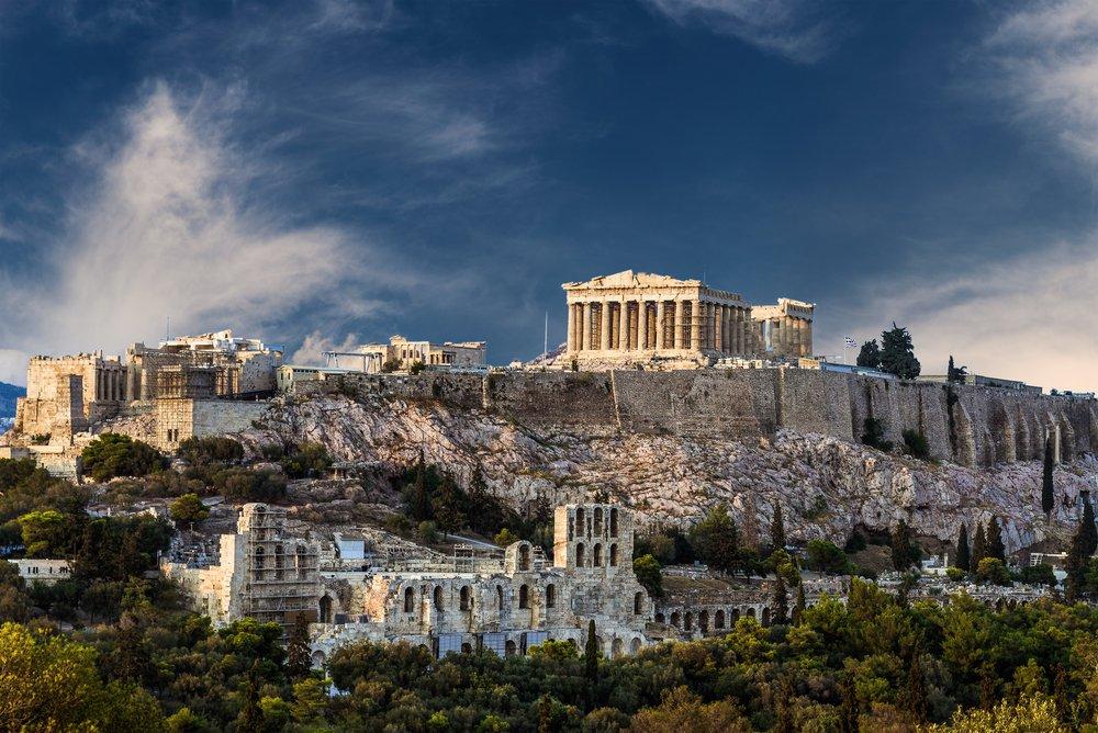 La Acrópolis alberga templos que han maravillado al mundo durante siglos