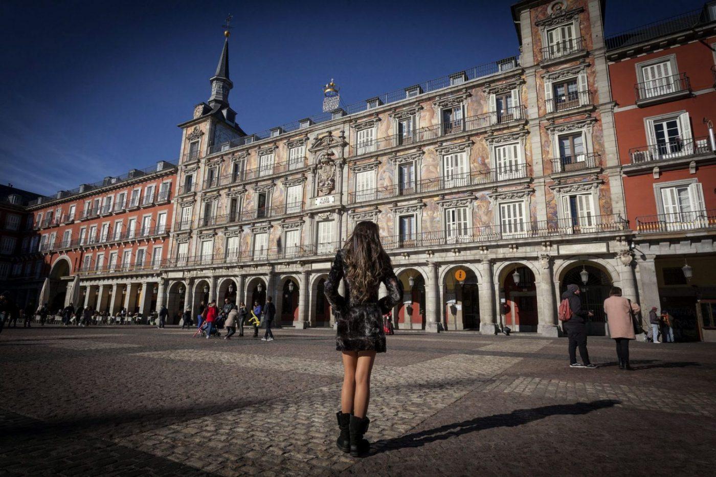 Madrid, crisol de sabores
