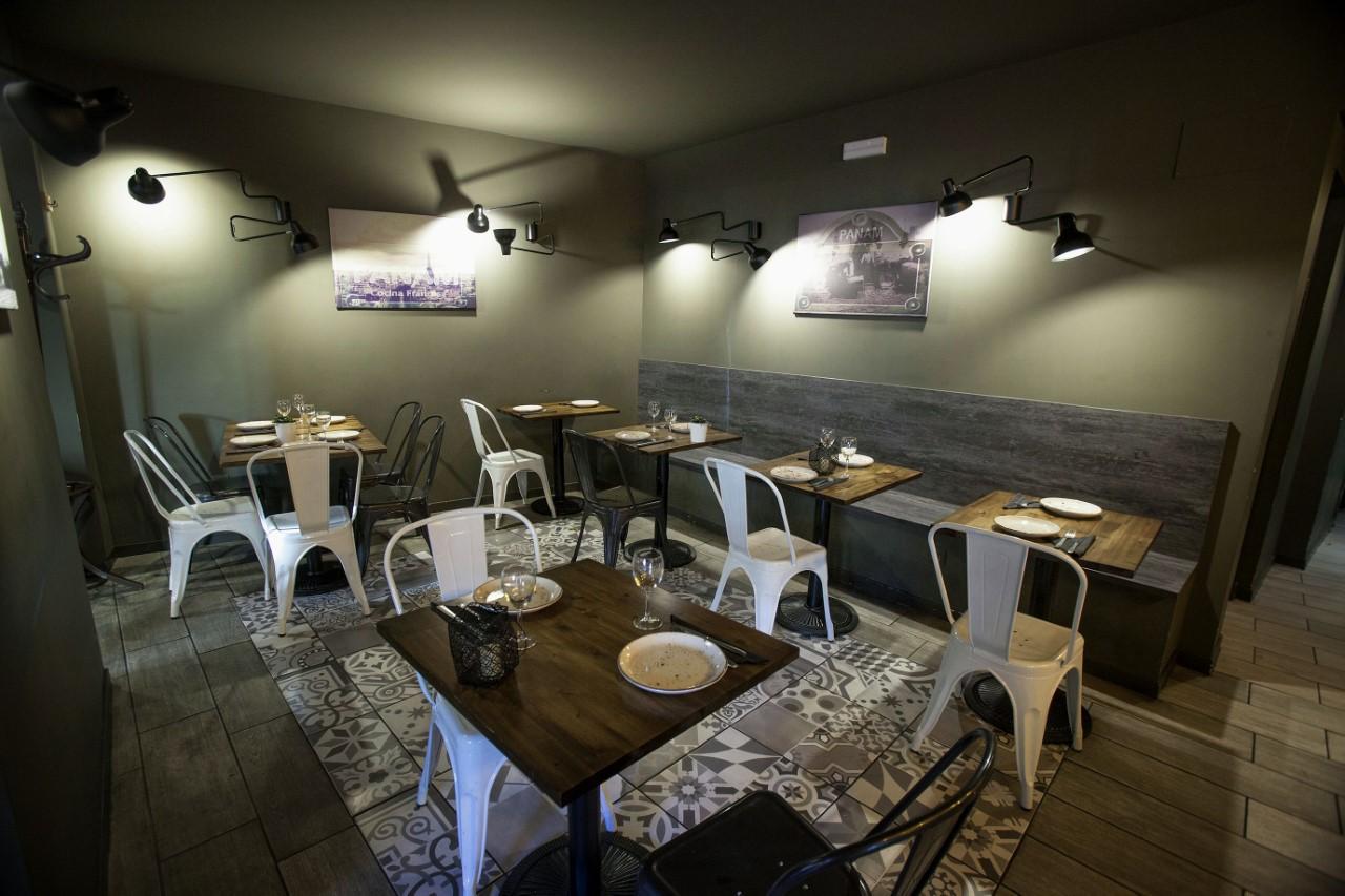 Restaurante Panam, cocina francesa...