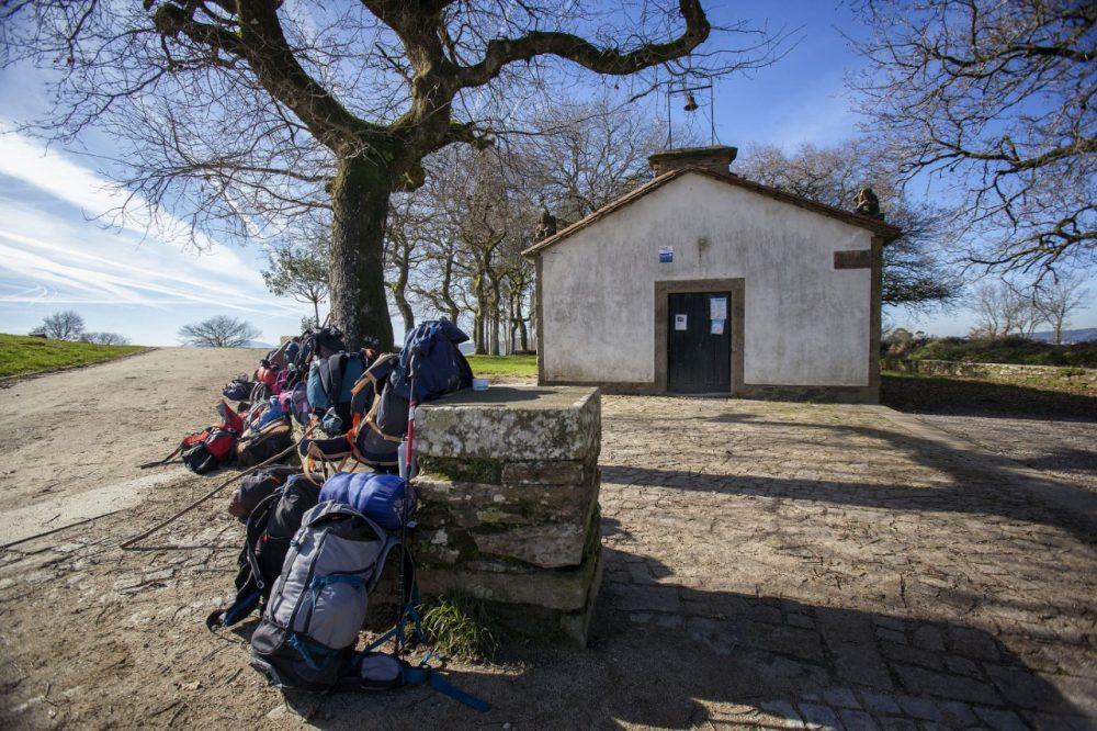 La pequeña capilla de San Marcos