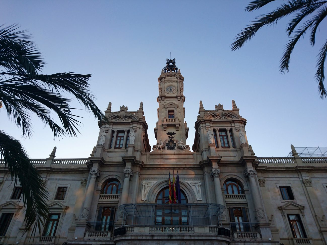 Ayuntamiento de Valencia, Casa Consistorial...