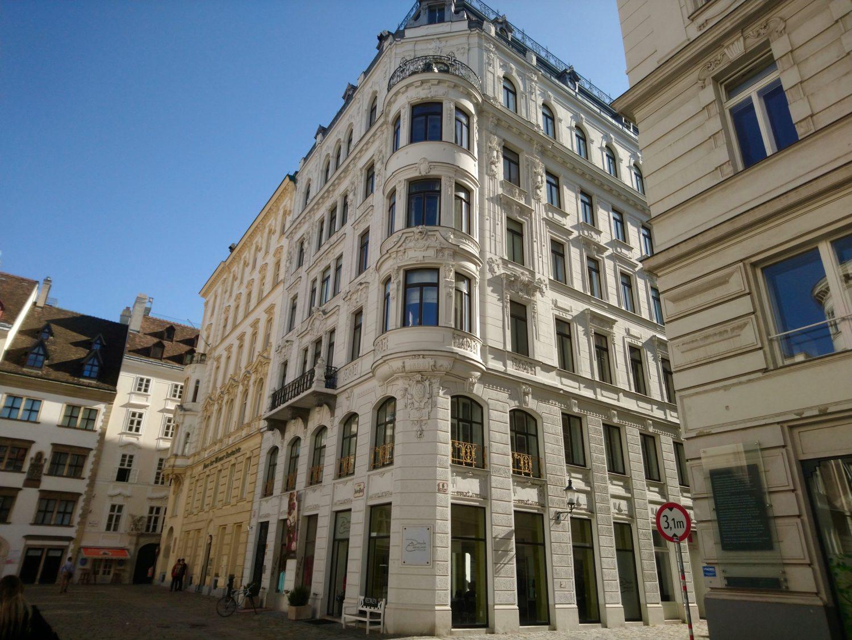 Las calles de Viena son un museo al aire libre
