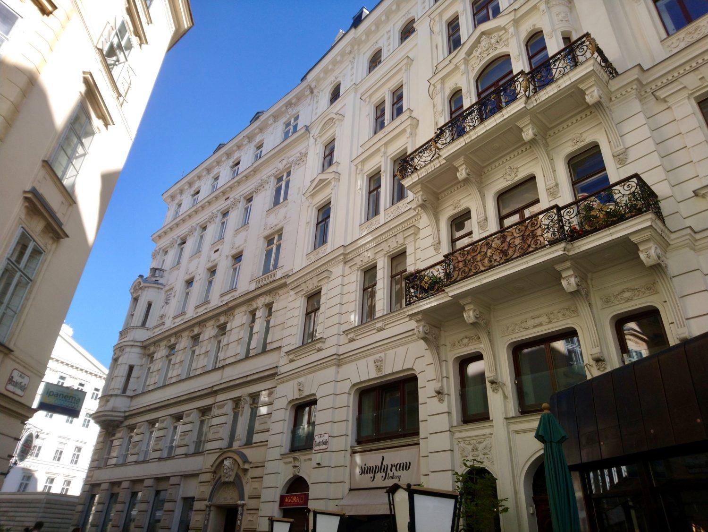 Las fachadas narran la historia de Europa