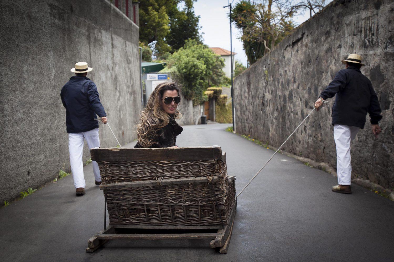 Funchal es de esos lugares con un encanto inexplicable