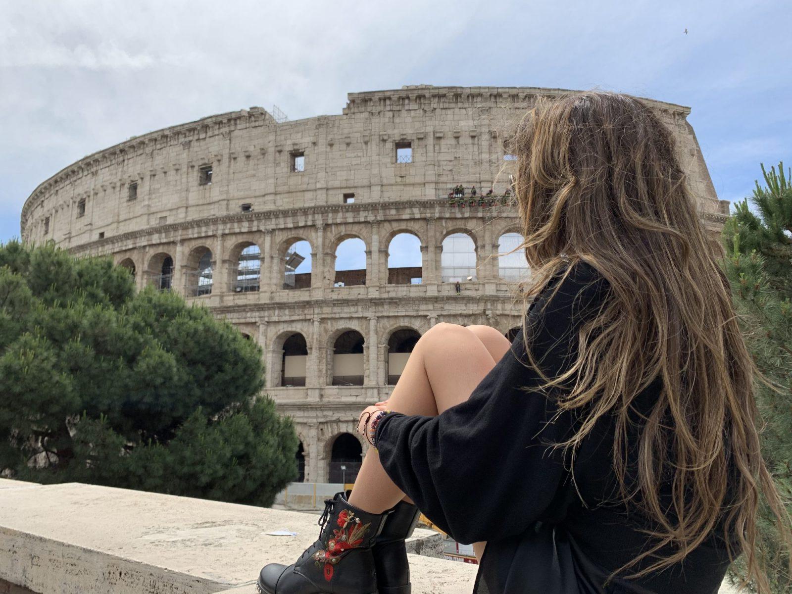 El Coliseo fue declarado una de las siete maravillas del mundo moderno