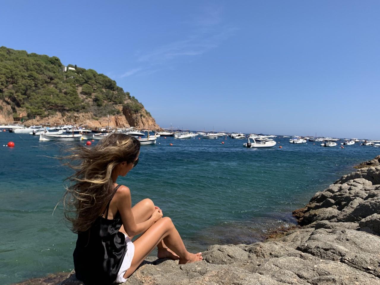 La Costa Brava se caracteriza por su litoral agreste y escarpado